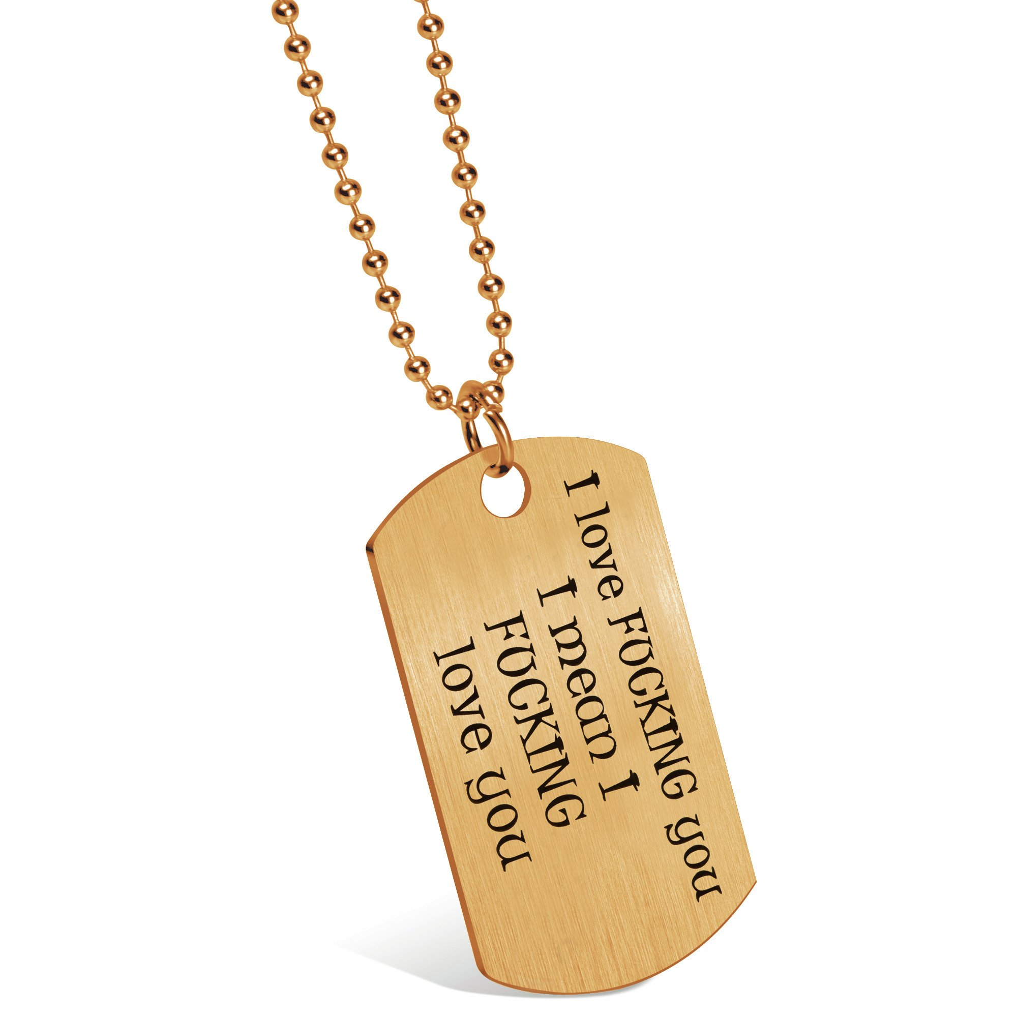 Memories Coding Gift for Boyfriend Husband Personalized Dating Whisper Dog Tag Necklace Pendant Naughty Words Jewelry Couples Keychain Gift for Valentine's Day Anniversary (♥me too Gold)