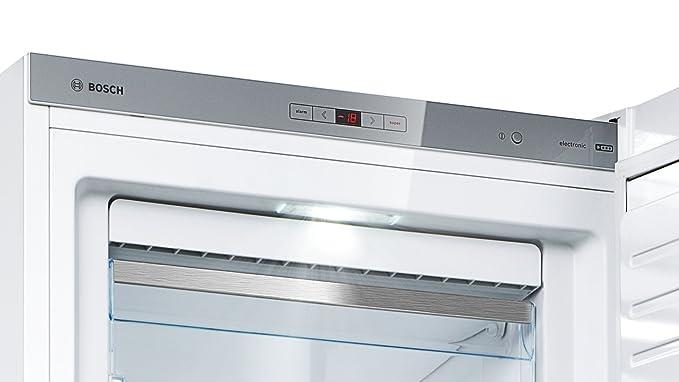Bosch Kühlschrank Piepst : Bosch gsn aw serie gefrierschrank a cm höhe
