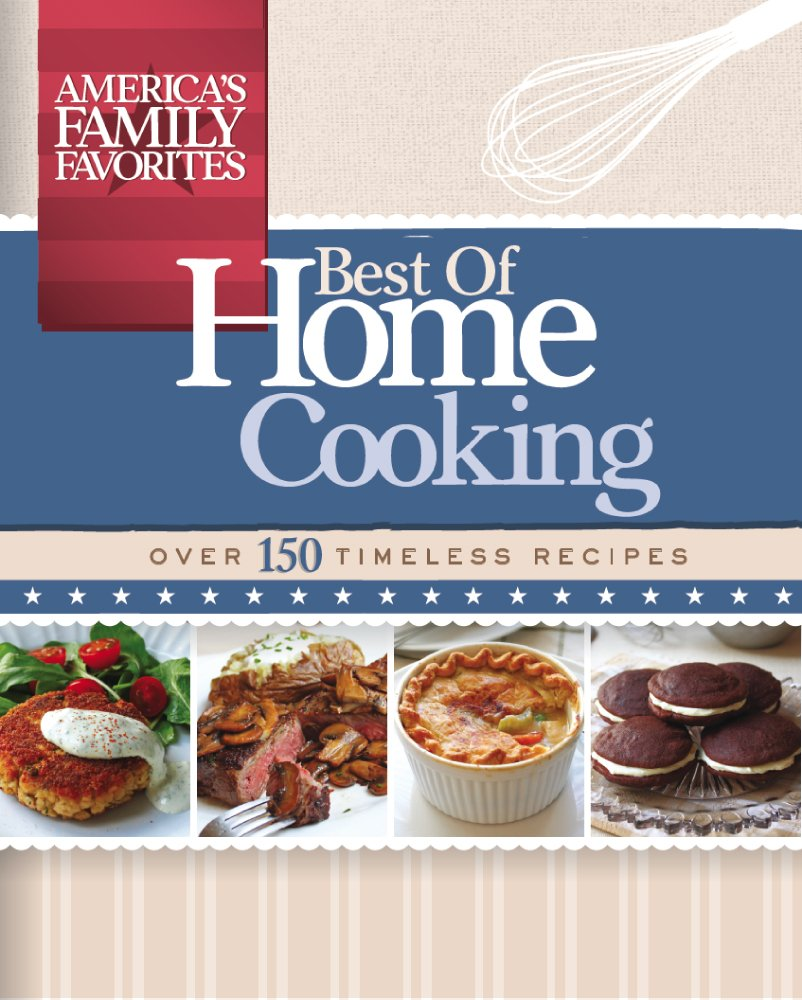 America\'s Family Favorites: Best of Home Cooking: John Mitzewich ...