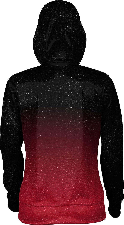 School Spirit Sweatshirt Ombre ProSphere Minnesota State University Moorhead Girls Zipper Hoodie