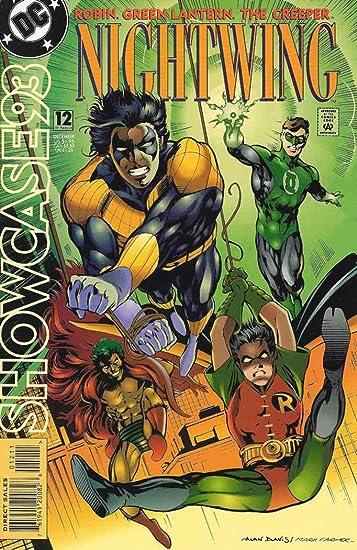 Showcase 93 #12 VF 1993 Stock Image