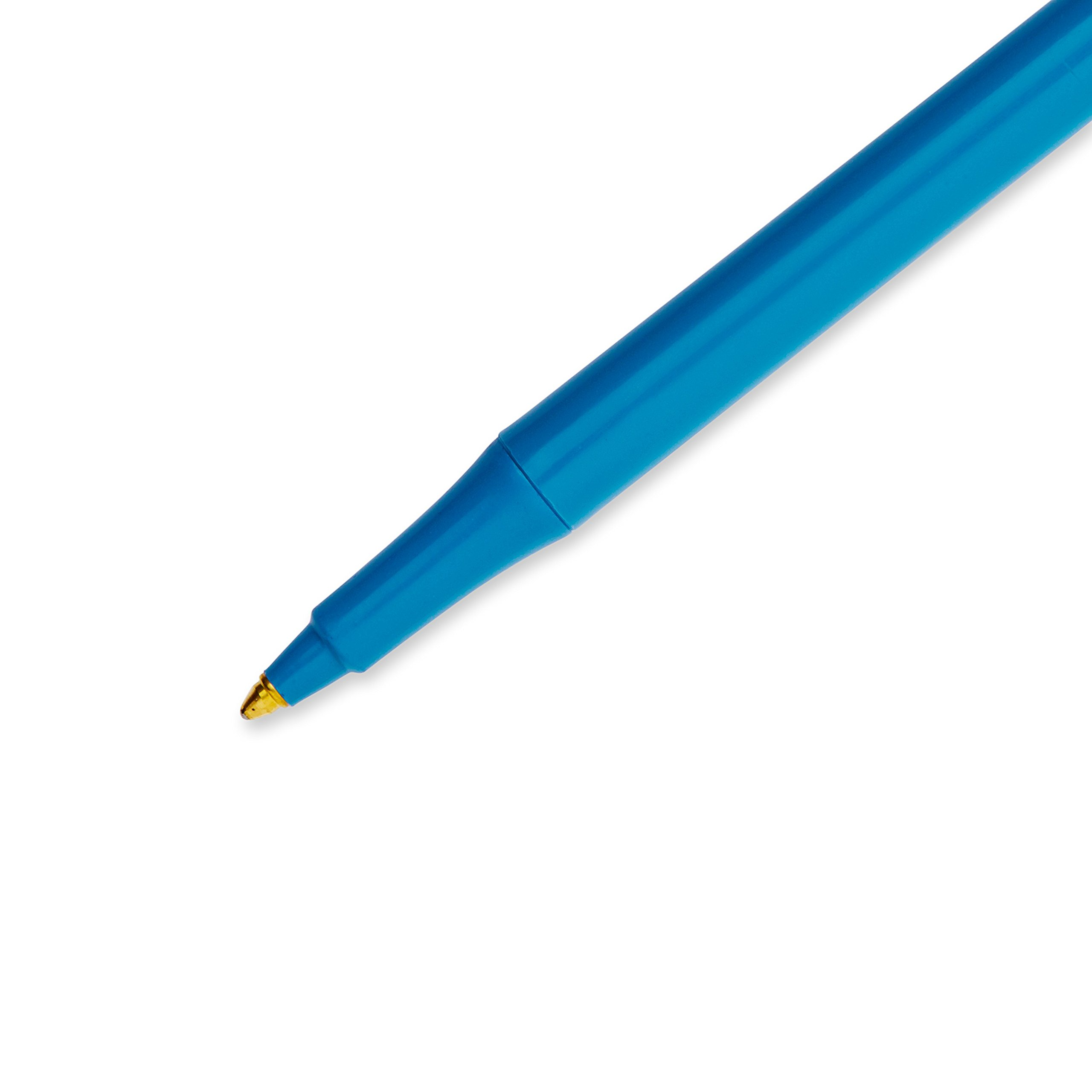 Paper Mate Write Bros Ballpoint Pens, Medium Point (1.0 mm), Blue, 60 Count by Paper Mate (Image #3)