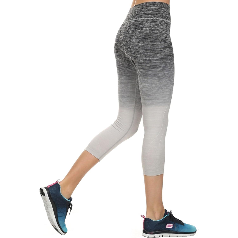 e809273e5a5e3 Ombre Activewear Yoga Capri Leggings at Amazon Women's Clothing store: