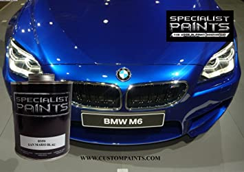 BMW San Mario Blau   Pint Kit Paint Code WB51