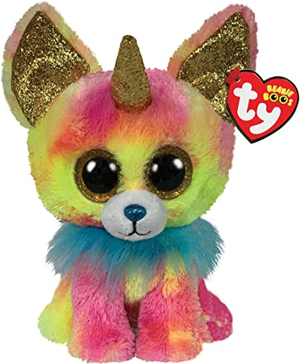 """6/"""" TY Beanie Boos Glitter Eyes With Tag Soft Nester the Owl Plush Stuffed Toys"""
