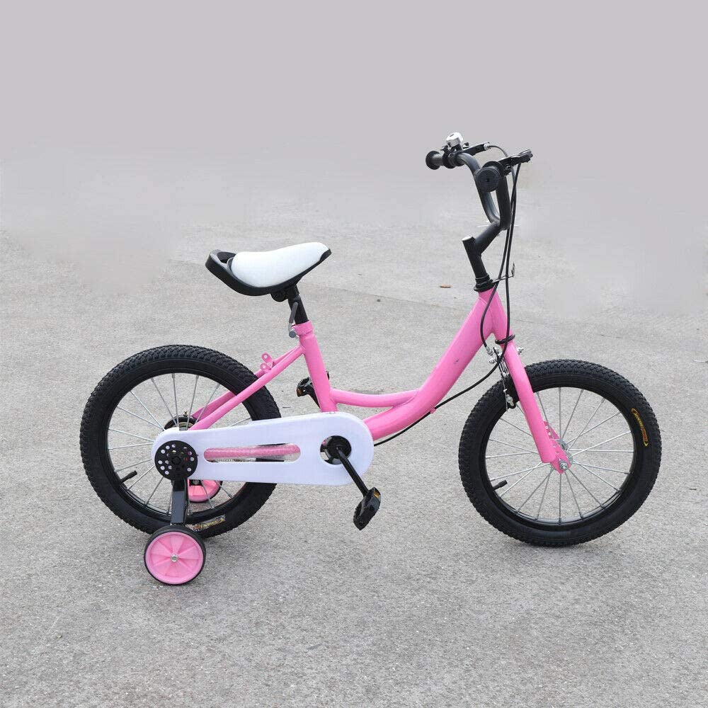 Wangkangyi Jasemy Bicicleta infantil de 16 pulgadas