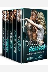 Forbidden Desires: A Contemporary Romance Box Set Kindle Edition
