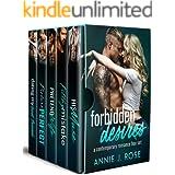 Forbidden Desires: A Contemporary Romance Box Set