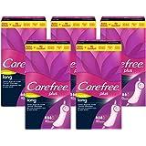 Carefree plus long mit Frischeduft/Extra lange, saugstarke Slipeinlage mit Duft/Für den extra Schutz gegen Auslaufen/5 x 40er Pack