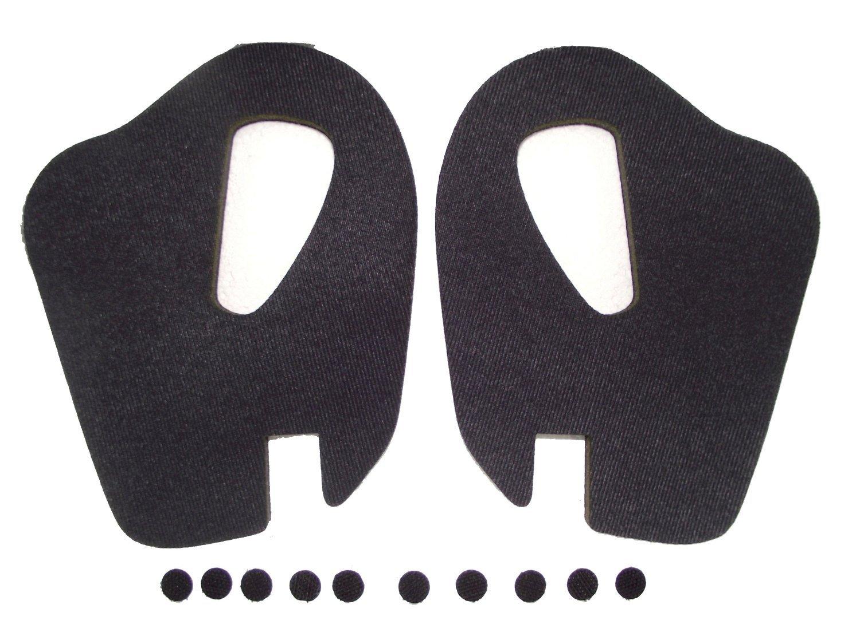 Aftermarket Upgrade Fit Kit Pads Set for Worth Liberty Batting Helmet Helmet Foam Kits