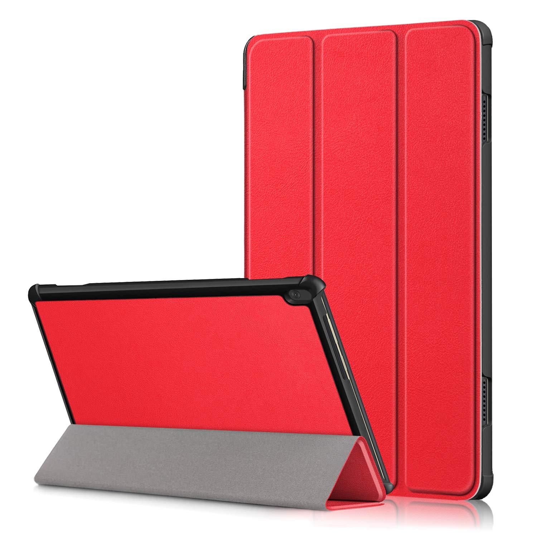 Funda Para Lenovo Tab M10 Hd Tb-x505f, Roja