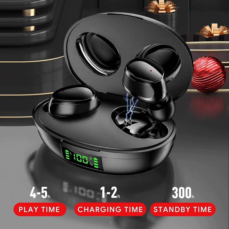 CRUA Wireless Bass Earbuds Bluetooth - Best Phones under 15000