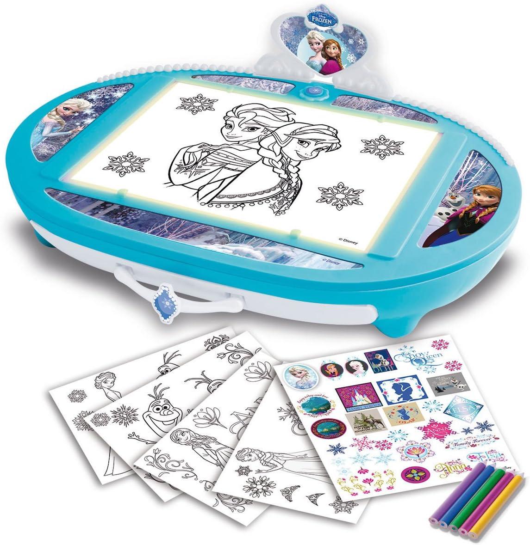 IMC Toys Frozen - Ilumina y Dibuja: Amazon.es: Juguetes y juegos