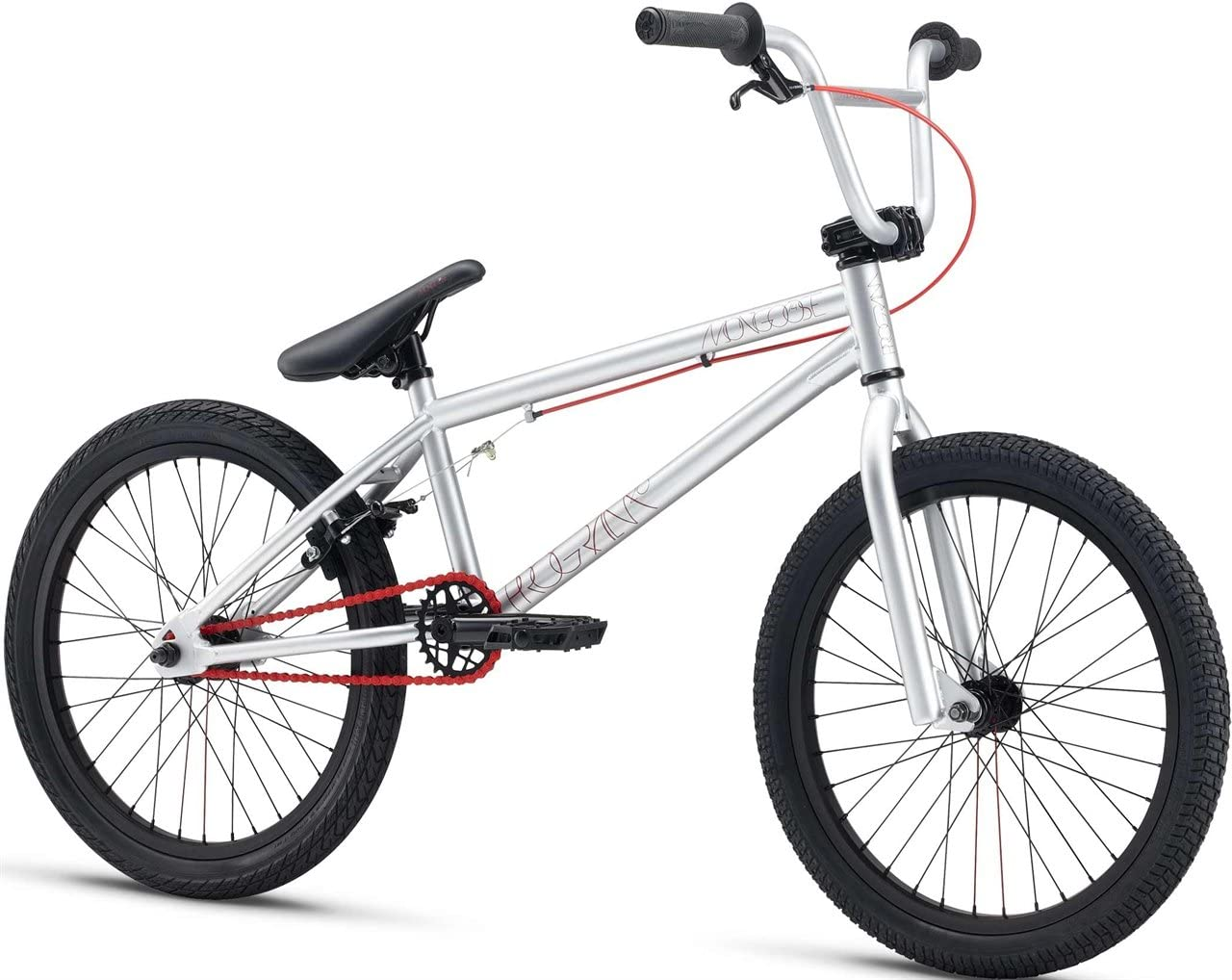 Mongoose - Bicicleta BMX freestyle (20