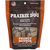 PRAIRIE DOG PET PRODUCTS Peanut Butter Biscuits, 16 oz