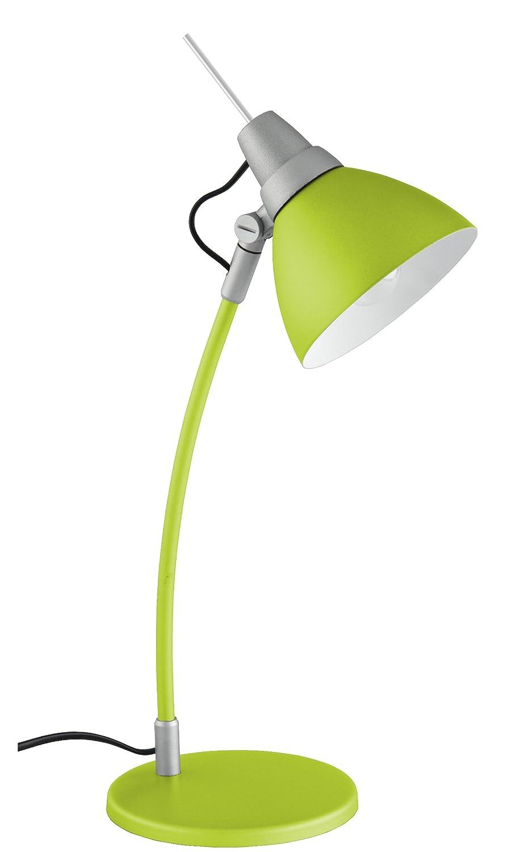 Schreibtischlampe clipart  grün farbene Tischleuchte Jenny, 92604/04 Brilliant: Amazon.de ...