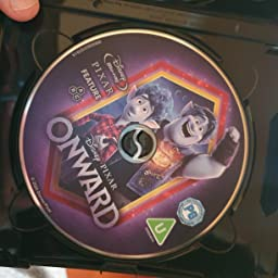 Disney Pixar S Onward Dvd Amazon Co Uk Chris Pratt Tom Holland Julia Louis Dreyfus Octavia Spencer Lena Waithe Dan Scanlon Chris Pratt Tom Holland Dvd Blu Ray