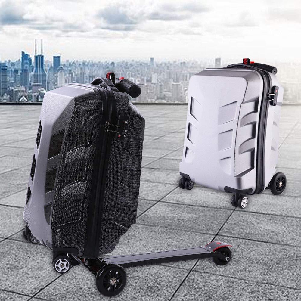 Amazon.com: BSTOOL - Maleta para scooter de 20.9 in con ...