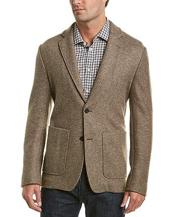 9d2c1826ee3 Amazon.com  Billy Reid Men s Dylan Sportcoat Taupe 38 Regular  Clothing