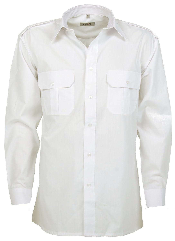 Arrivee - Camicia classiche - Basic - Classico - Maniche lunghe - Uomo