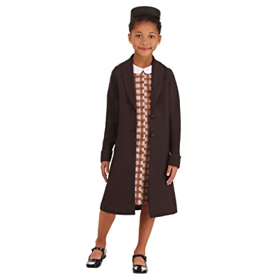 Girl's Rosa Parks Costume: Clothing