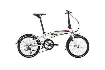 "tern Verge N8 - Bicicletas plegables - 20"" rojo/blanco 2016"