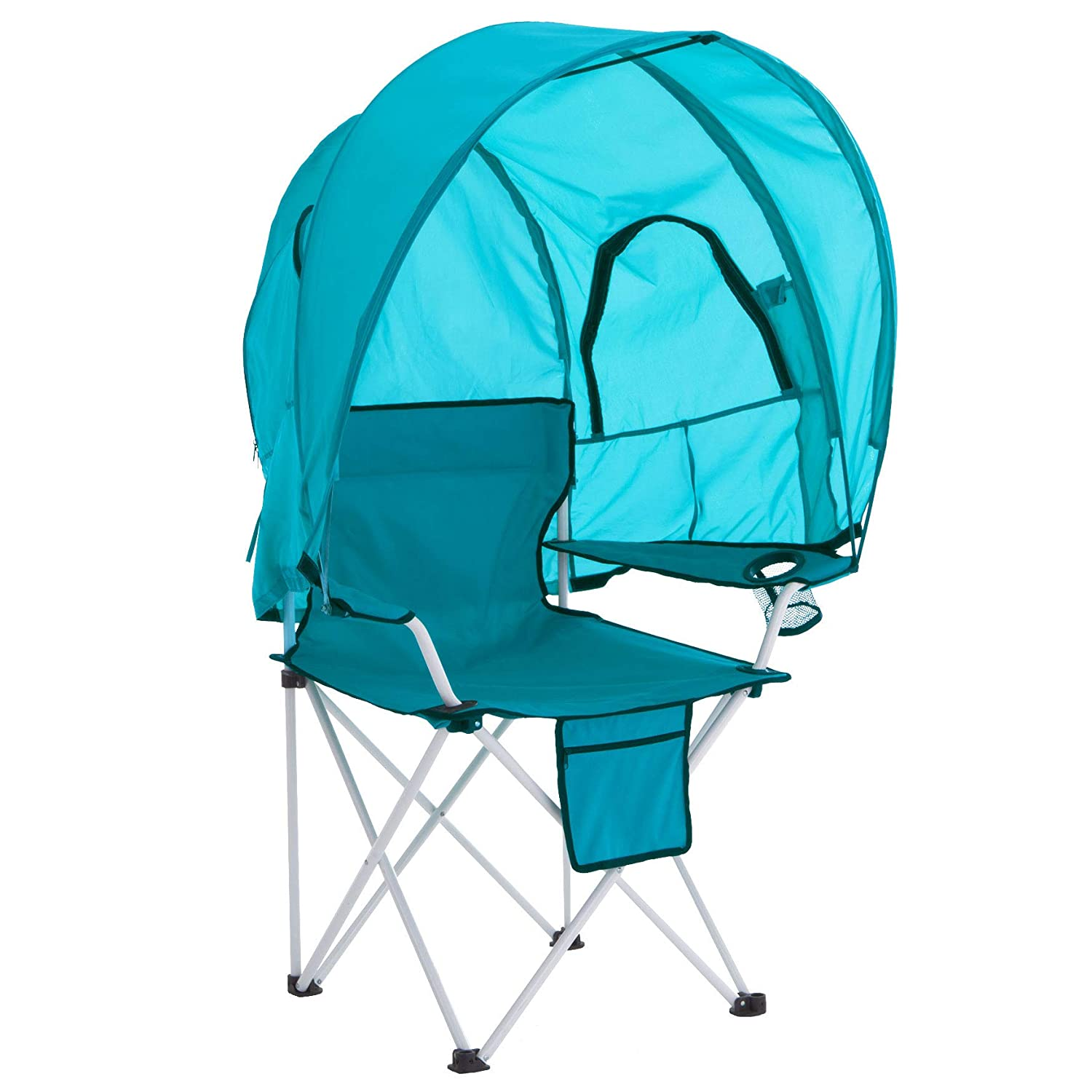 Brylanehome Fishing Chair With Canopy