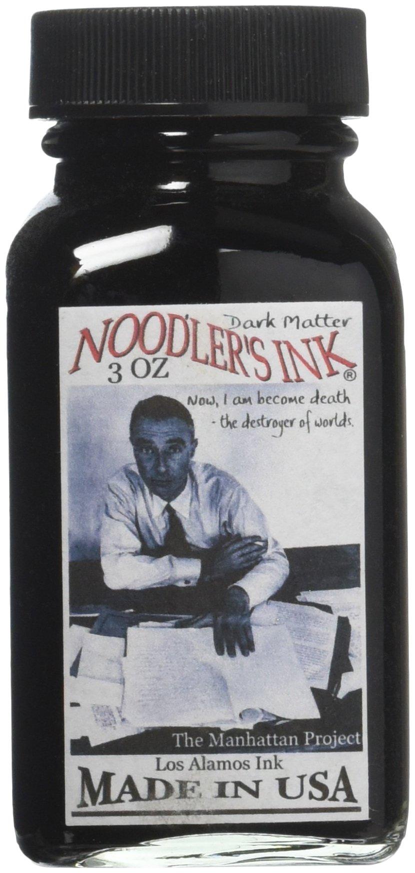 Noodlers Ink 3 Oz Dark Matter by Noodler's (Image #1)