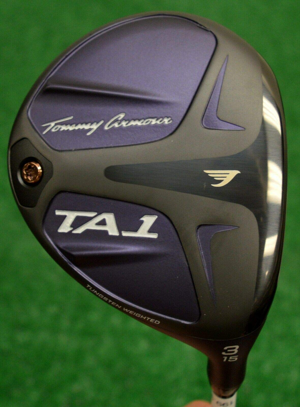 Tommy Armour TA1 RH 3 Wood Ladies Flex Graphite by Tommy Armour