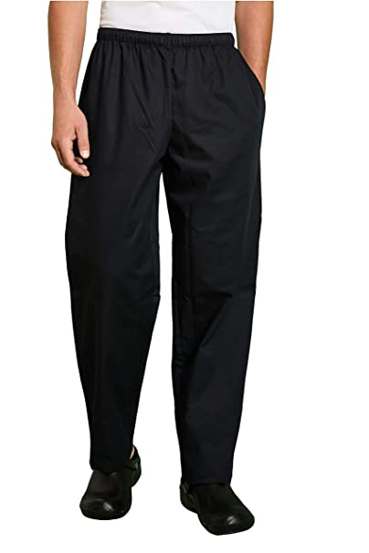 bb28d17eb5597d Simon Jersey Unisex Chef's Trousers Kitchen Uniform: Amazon.co.uk: Clothing