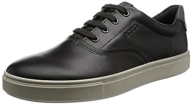 dd0da56bb96e ECCO Men s Kyle Retro Sneaker Fashion