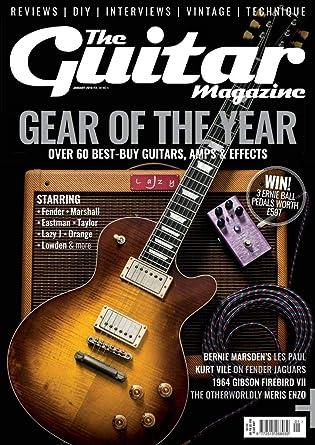 Amazon com: Guitar Magazine: Kindle Store
