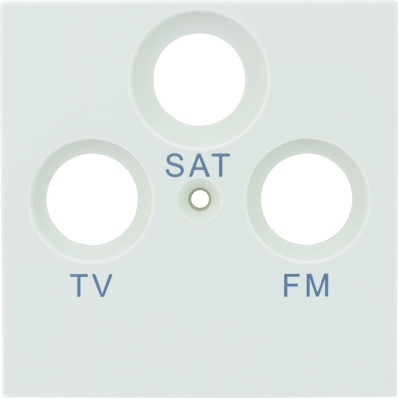 REV Ritter 0239700106 Rev Matrix - Antena Sat, Color Blanco ...