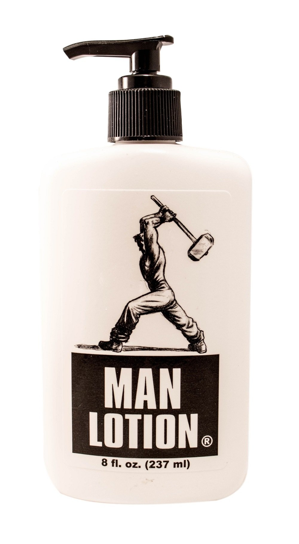 Man Lotion - Hand, Face and Body Lotion for Men- 8 fl oz(237 ml) by Man Stuff