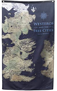 Posters Game Of Thrones Xxl Poster Map Of Westeros And Essos The