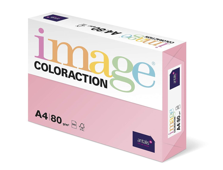 Amazon.com: Imagen Coloraction A4 210 x 297 mm. 160 GM2/210 ...
