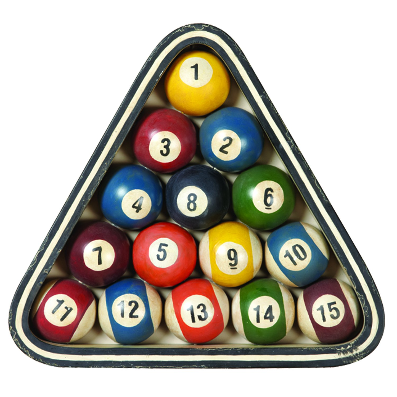 RAM Game Room Rack of Balls