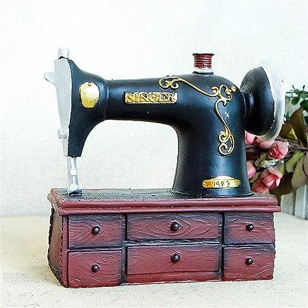 Quskto Banco de Dinero Olla de Ahorro artesanías de Resina Hucha ...