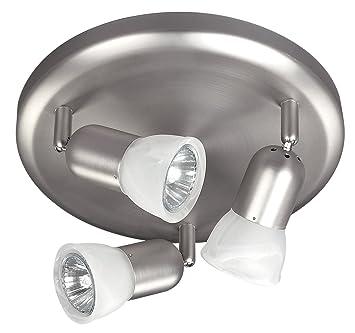 Canarm ltd icw356a03bpt10 james 3 bulb ceilingwall light icw356a03bpt10 james 3 bulb ceilingwall light brushed pewter aloadofball Image collections