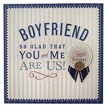 Hallmark Birthday Card For Boyfriend You And Me