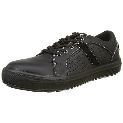 Parade 07/vargas18/34/zapato de seguridad bajo negro Negro 07VARGAS18 34 PT43
