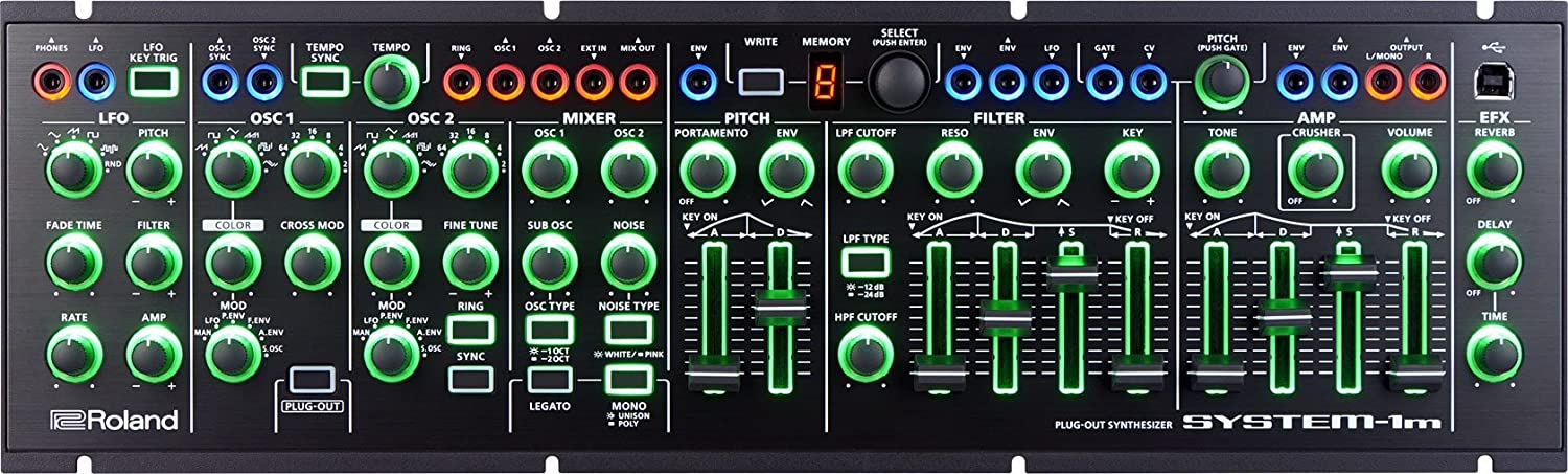 Roland SYSTEM-1M PLUG-OUT Synthesizer Module
