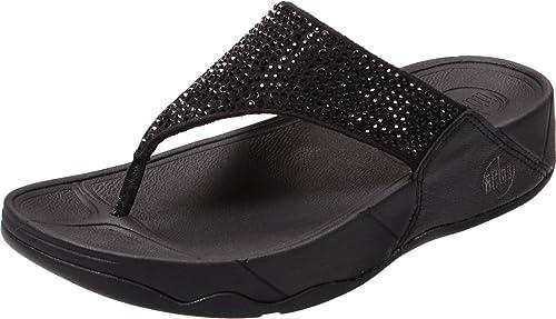Fitflop Women's Sandals Black Size: 7