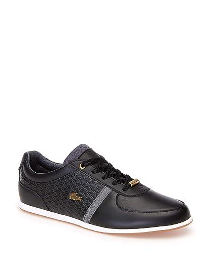 ba118687a Lacoste Women Shoes/Sneakers Rey Sport 318 1 Caw Black 38: Amazon.co ...