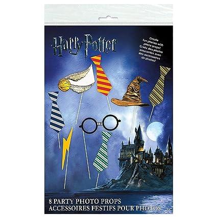Bolsas de regalo para fiestas, con diseño de Harry Potter.