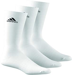 Adidas per Crew T 3PP - Calcetines Unisex