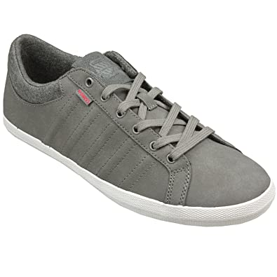 b848847bec3f K-Swiss Mens Mens Hof IV VNZ Trainers in Grey - UK 8.5  Amazon.co.uk ...