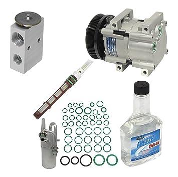Aire acondicionado universal KT 1470 A/C Compresor y componente Kit