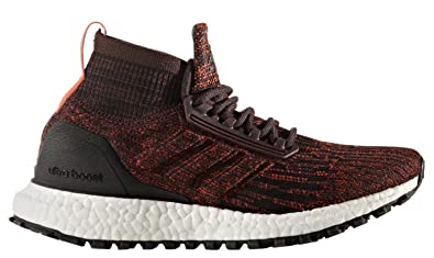 8b419da9f adidas Ultraboost All Terrain Shoe Junior s Running 4 Dark Burgundy-Energy