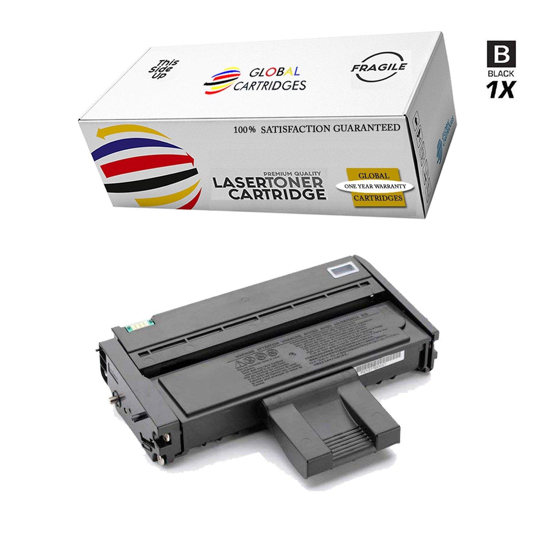 GLB Premium Quality Compatible Replacement for Ricoh 407259 / Type SP201LA Black Toner Cartridge For Ricoh Aficio SP201, SP203, SP204, SP213, SP214 Printers